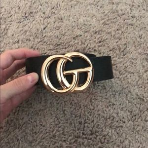 Gucci Belt Dupe